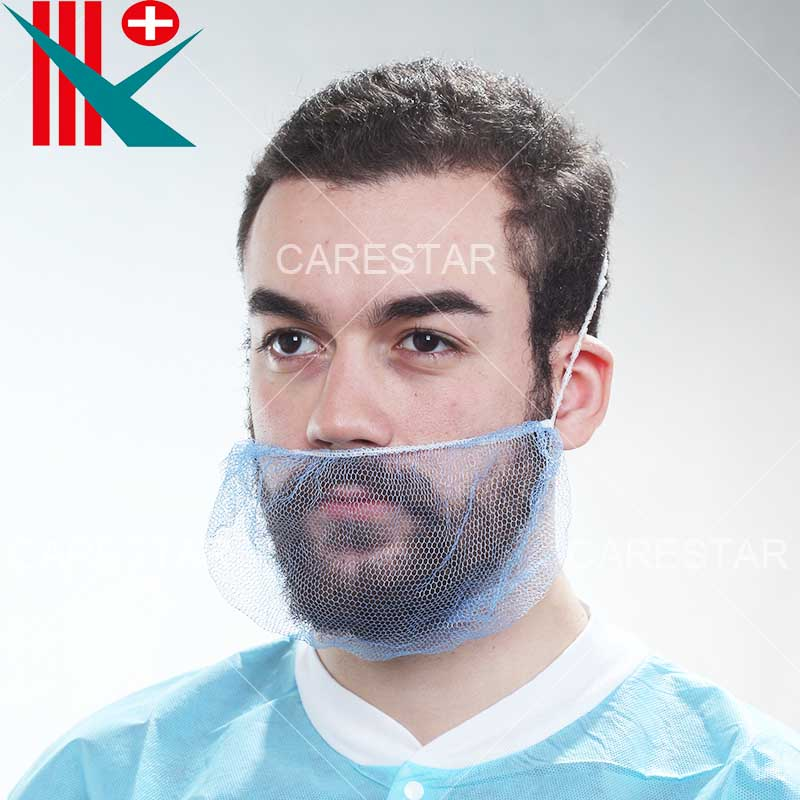 Disposable Nylon Beard Net