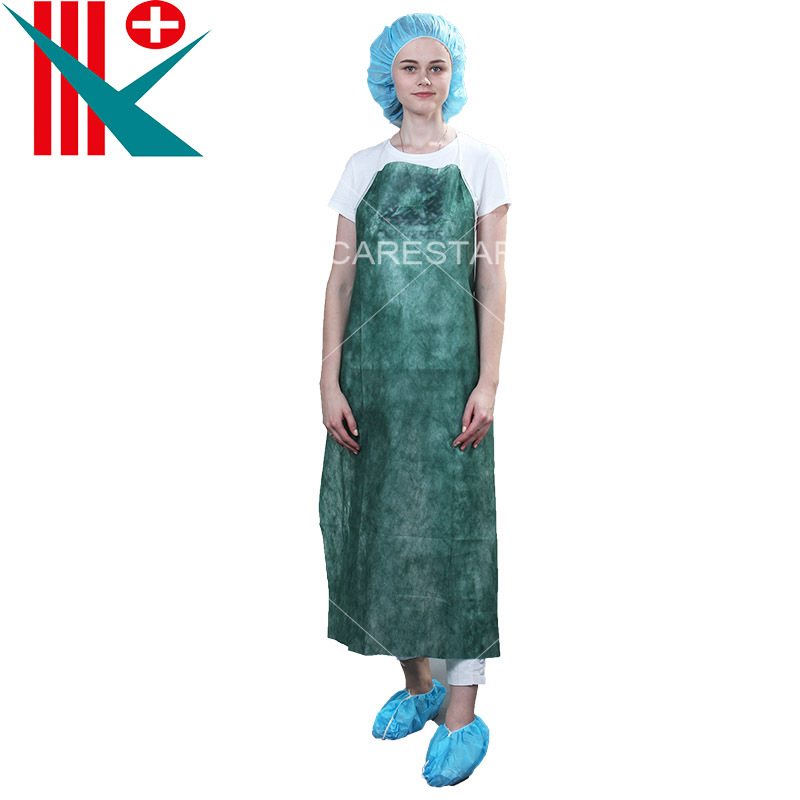 Disposable PP Sleeveless Apron