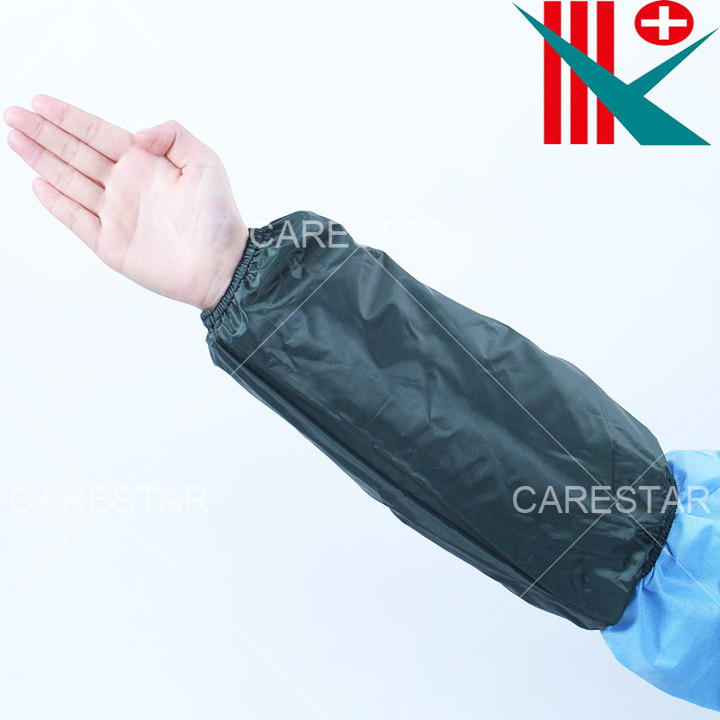 Disposable CPE Sleeve Cover, Made by Hand