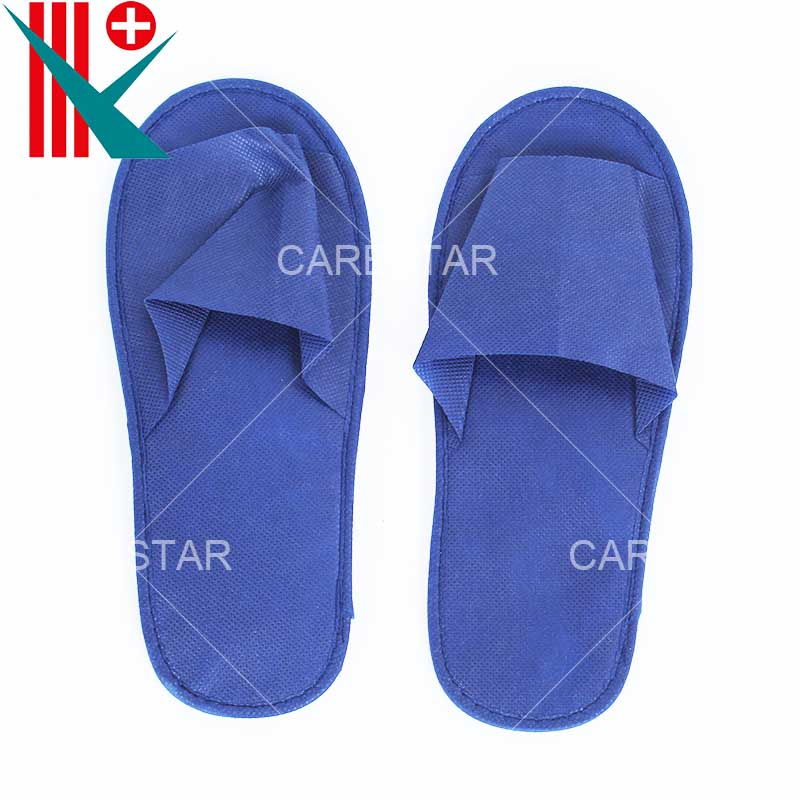 Disposable Anti-Skid PP Slippers with EVA Sole